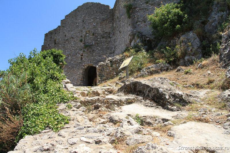 Peloponnes, Mistras