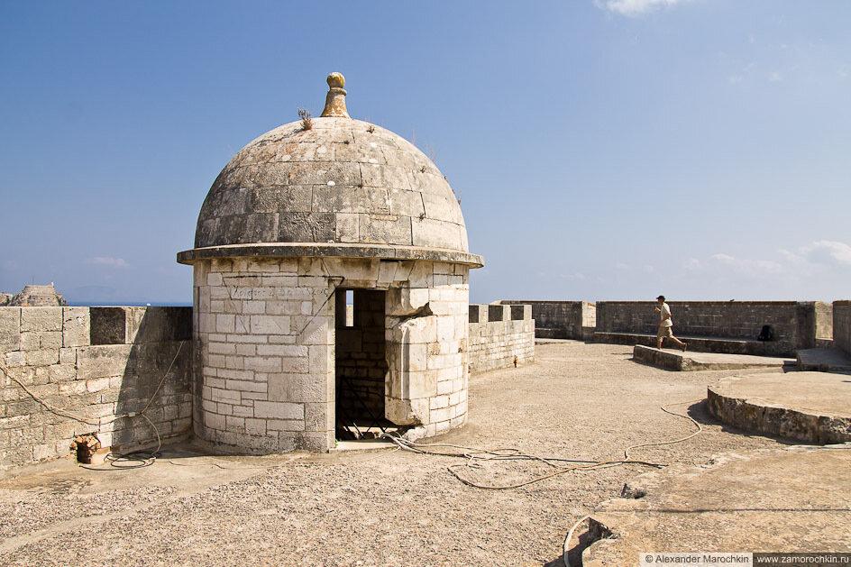 Керкира: на вершине Новой Крепости