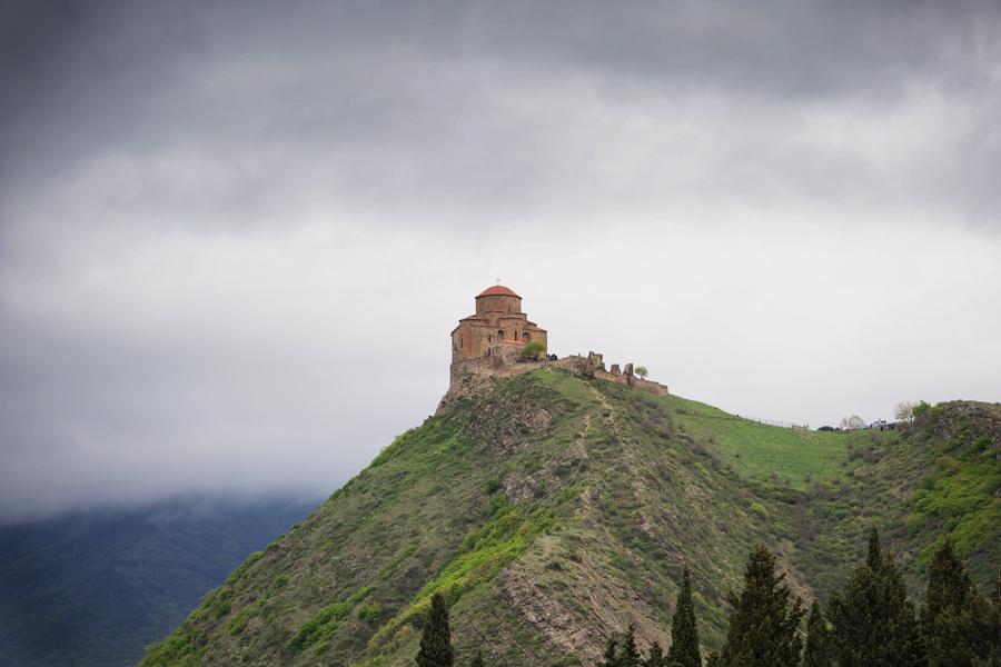 Путешествие по Грузии.