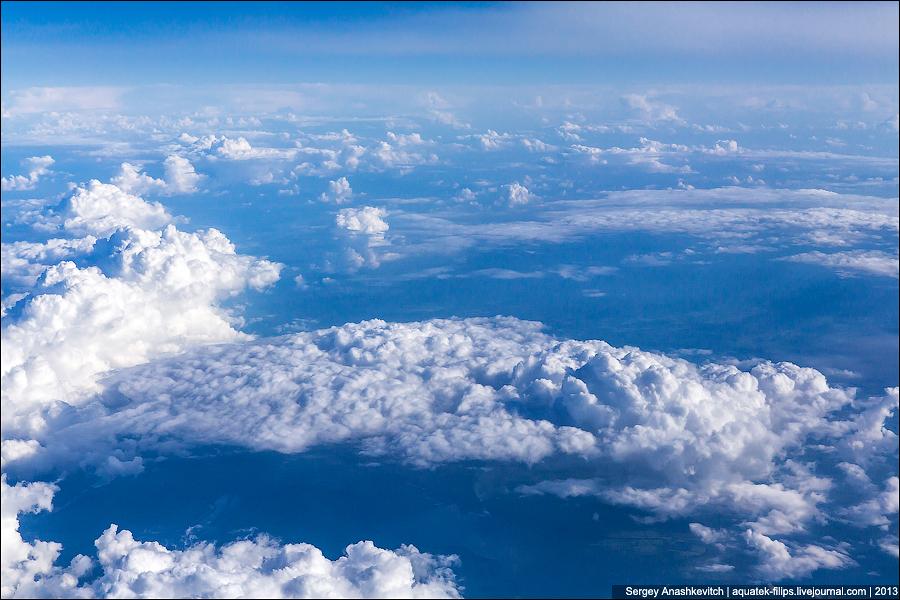 Небесные айсберги