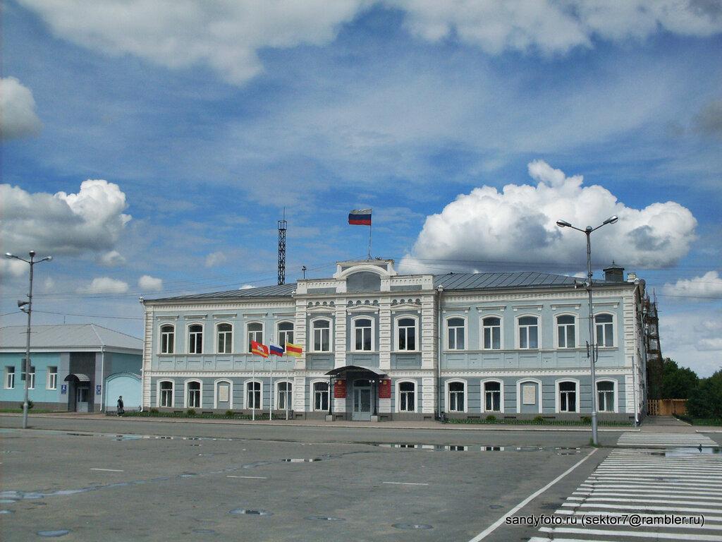 Администрация города Троицка