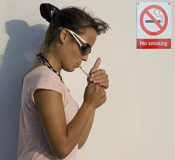 Всемирная организация здравоохранения требует ввести запрет на рекламу табачной продукции