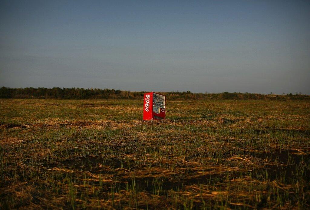 Автомат для продажи напитков