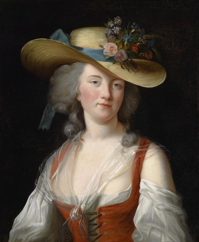 Portrait Anne Catherine Le Preudhomme de