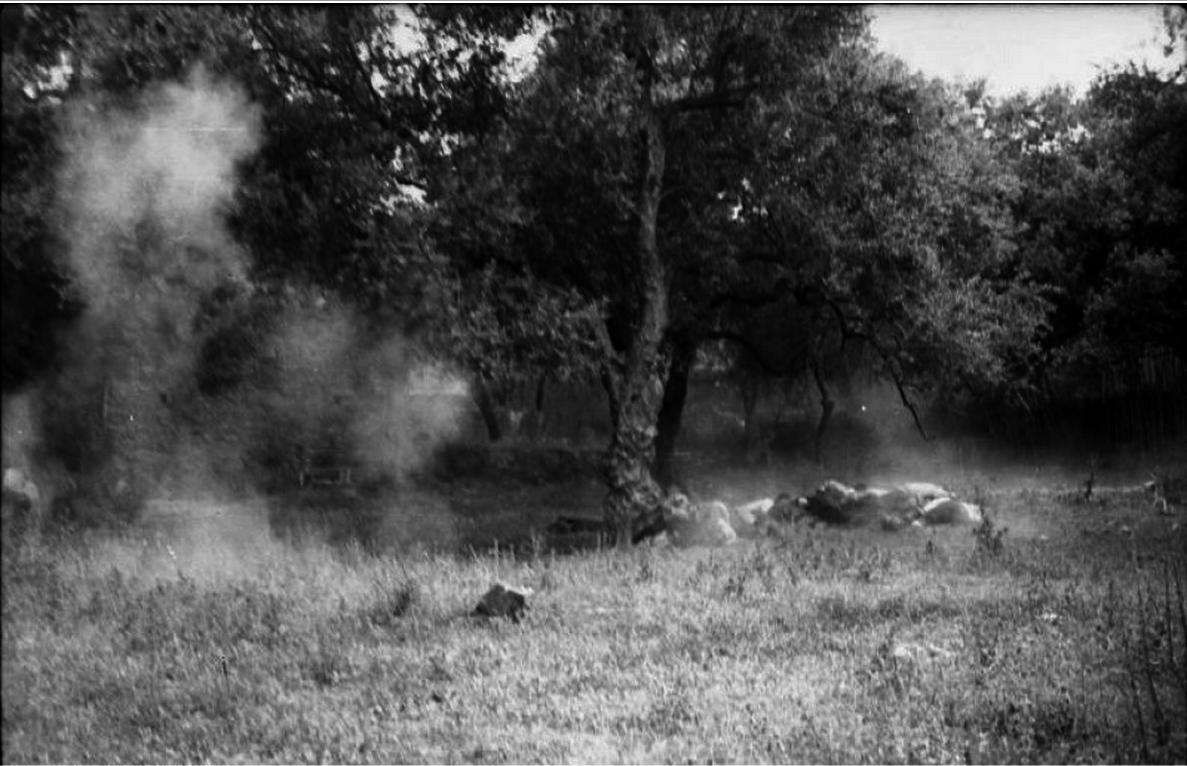 Расстрелянные греческие жители Кондомари