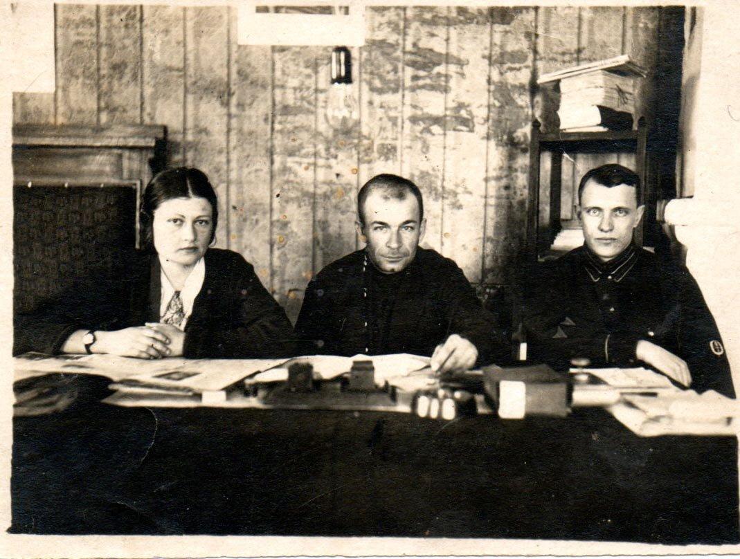 Фото первой половины 1936 года