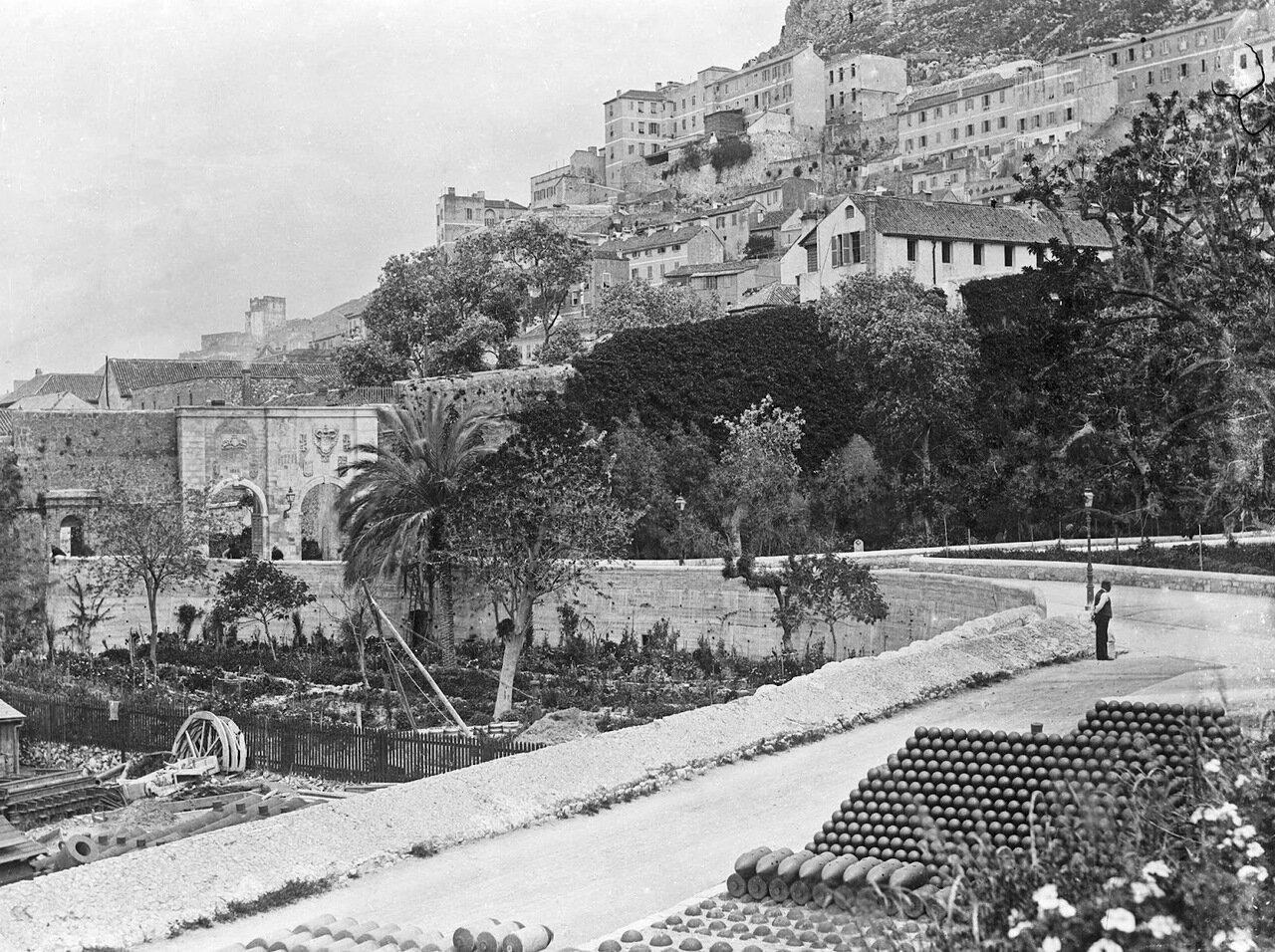 1880. Южные портовые ворота