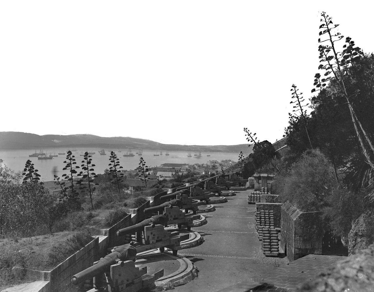 1890. Батарея Гардинера