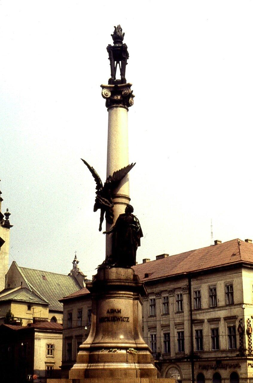 7.  Памятник  Адаму  Мицкевичу
