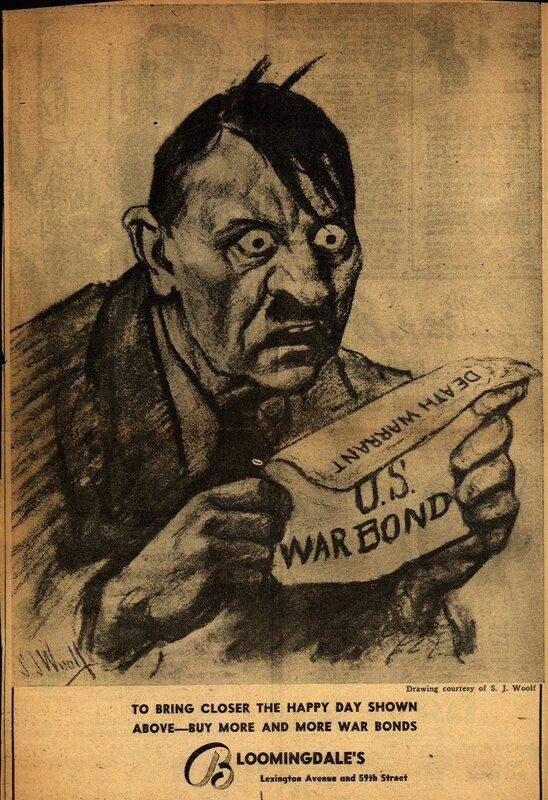 кто такой Гитлер, Гитлер капут, стратегия Гитлера, антинемецкая пропаганда