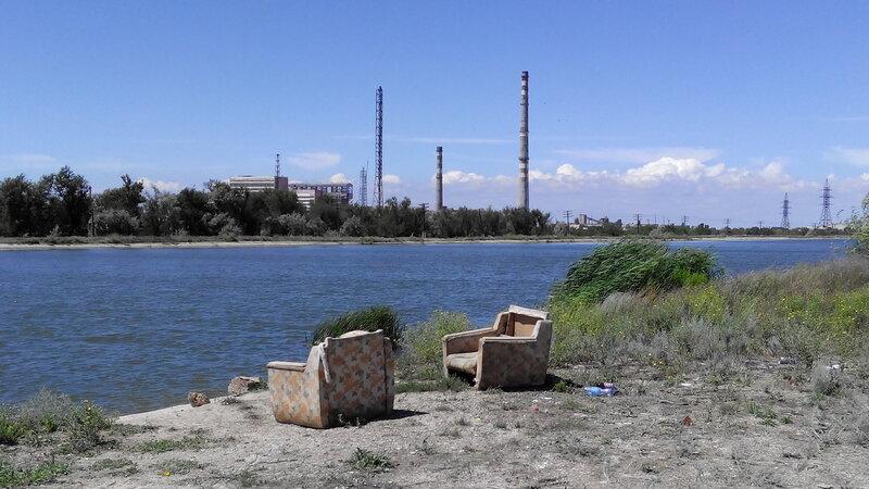 Рыбалка Красноперекопск, Северо-крымский канал