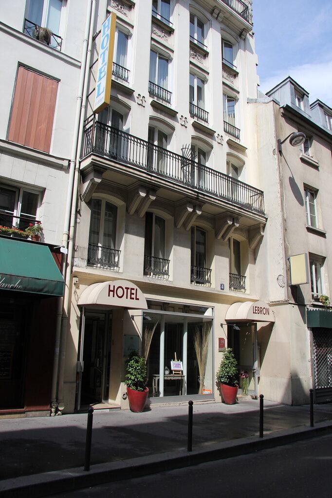 """Hotel """"LEBRON"""", Paris"""