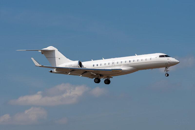 Bombardier BD-700-1A10 Global Express (VP-CKR) DSC_3747