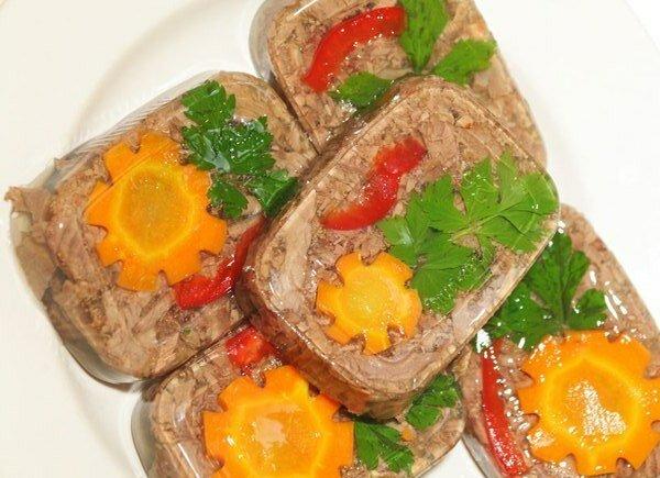 Блюда приготовленные в тандыре