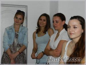 Последний звонок в «Польском доме» города Бельцы