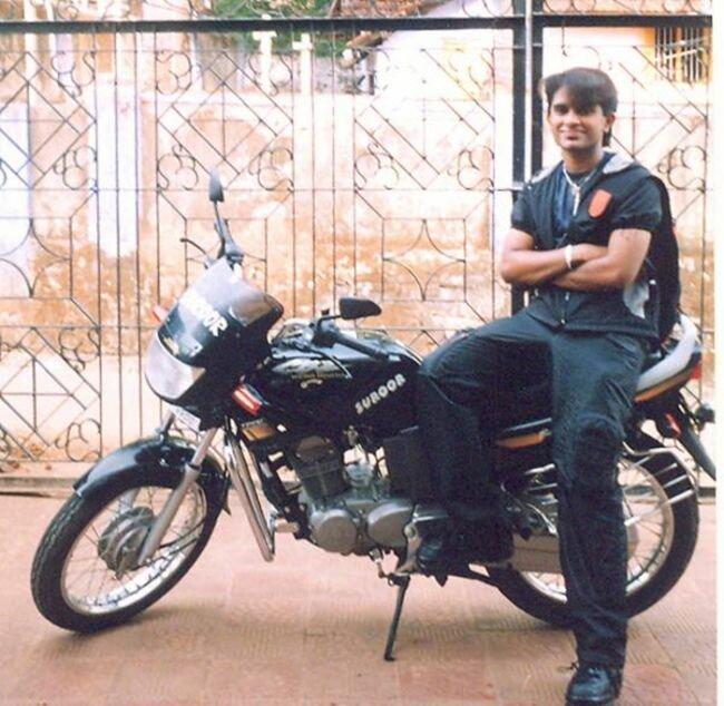 27-летний бодибилдер из Индии