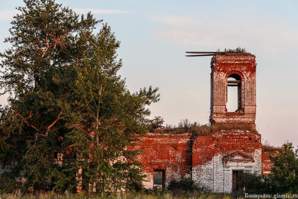 Никольское. Церковь Николая Чудотворца