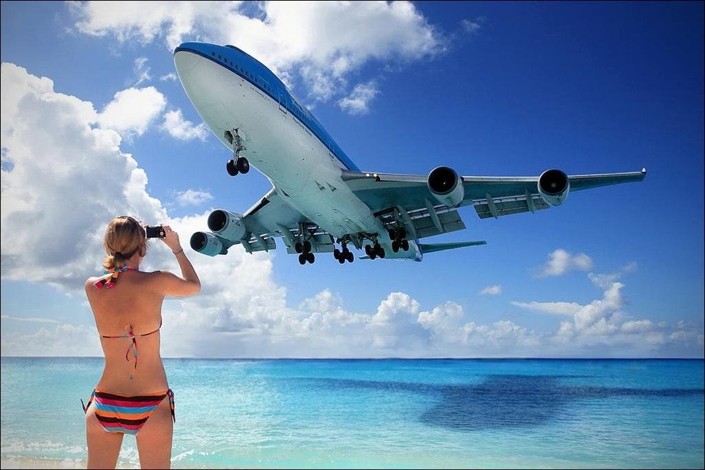 Схвати самолет за хвост!