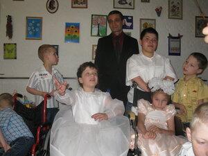 День защиты детей 2013 в детском доме ДОС на ул.Чичерина 167 (