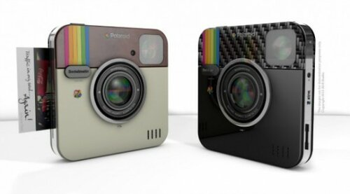 Polaroid Socialmatic гаджет Instagram