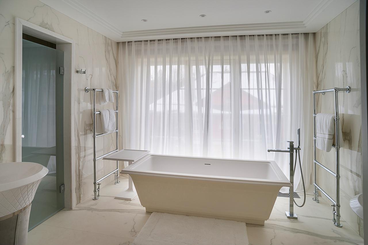 фотосъемка ванной комнаты. Интерьеры