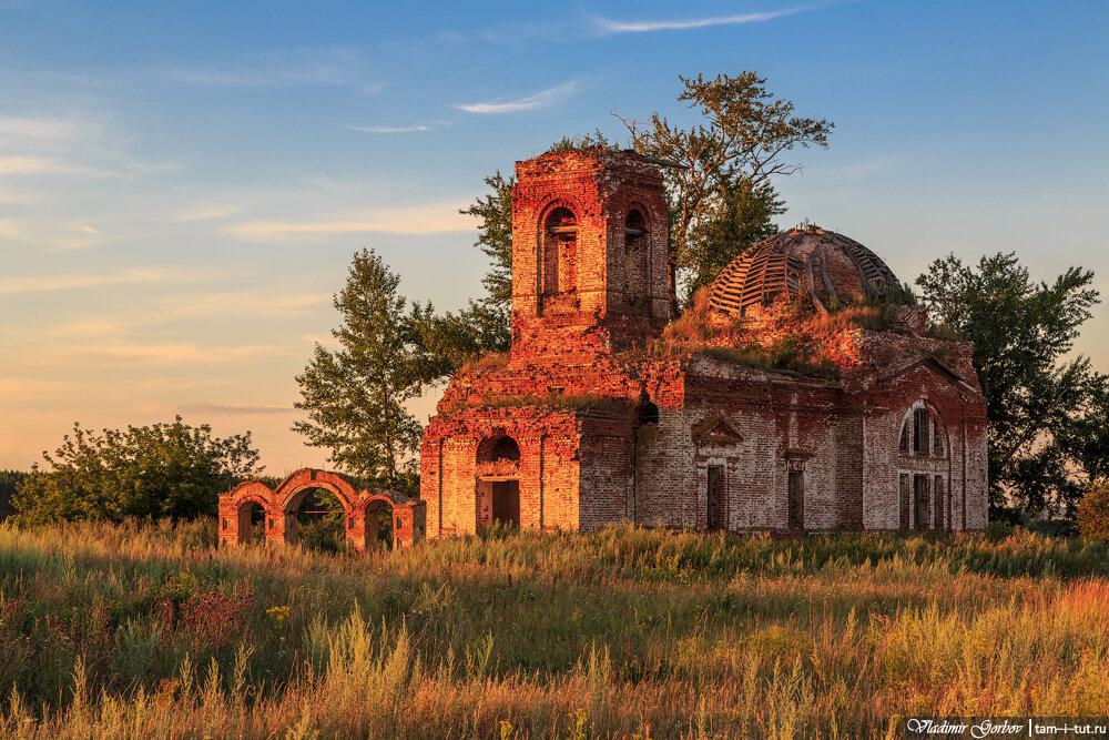 Никольское, церковь Николая Чудотворца