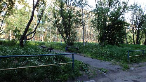 Фото города Инта №4957  Мира 21 и двор Мира 23 05.07.2013_15:31
