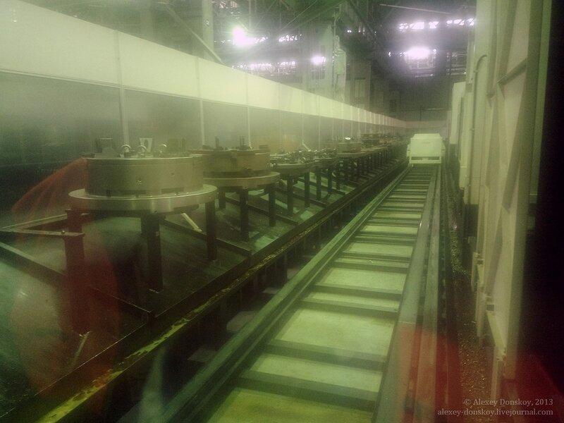 Автоматическая линия MAZAK