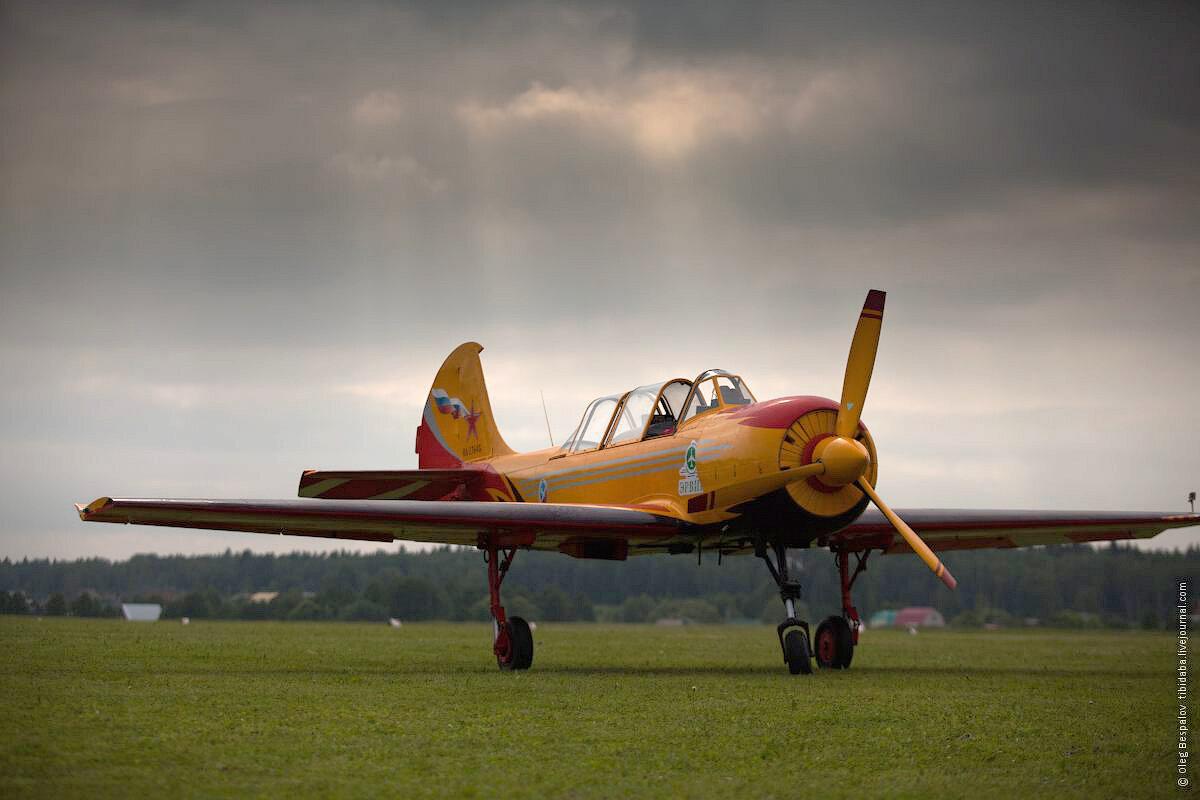 красивый Як-52