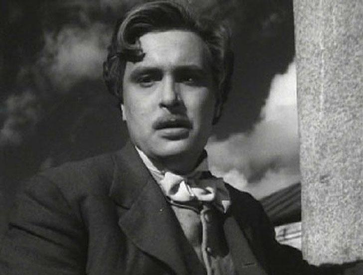 Олег Басилашвили, 1956, «Невеста» — Андрей Андреевич.