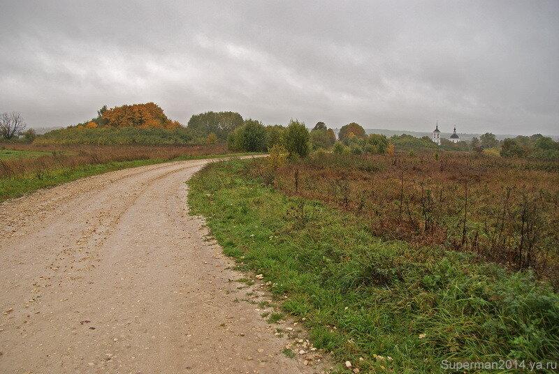 Новое Село - Никольский Юрьев-Польский женский монастырь