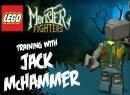 Истребители монстров - бучение с Джеком Макхамером