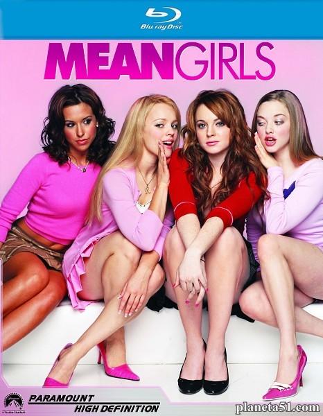 Дрянные девчонки / Mean Girls (2004/HDRip)