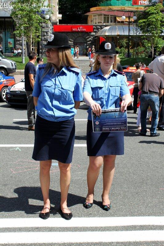 Инспектора ГАИ