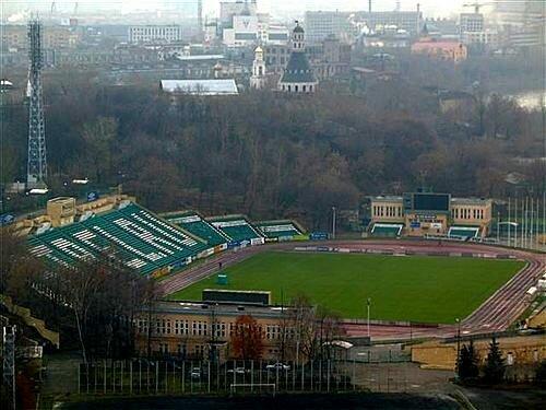 Стадион Эдуарда Стрельцова