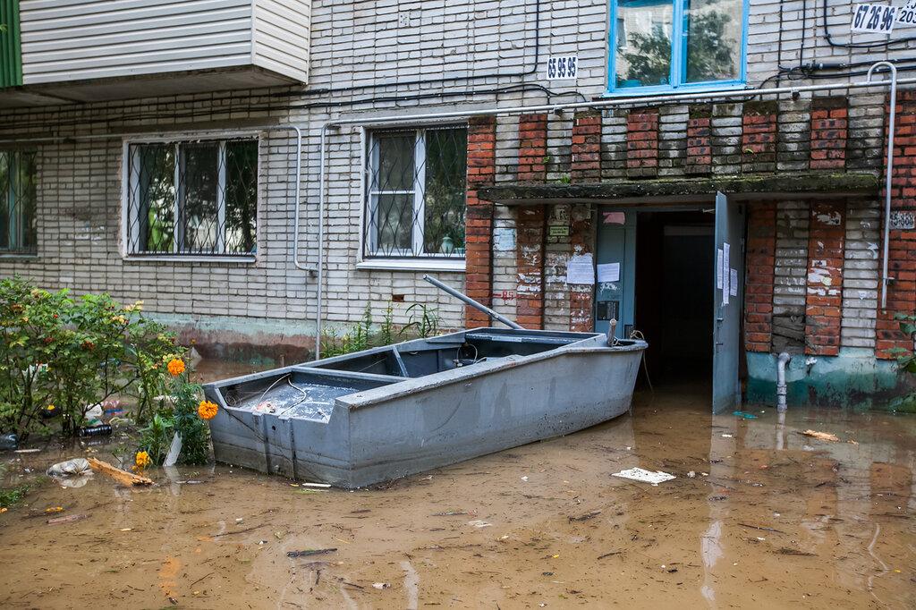 Наводнение 2013 хабаровск 1 09