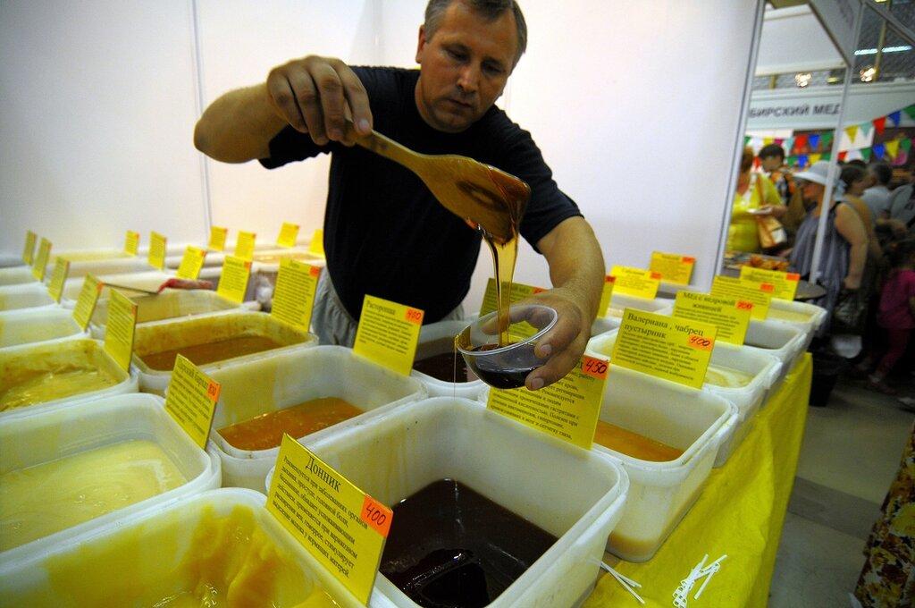 Московский международный фестиваль сладостей