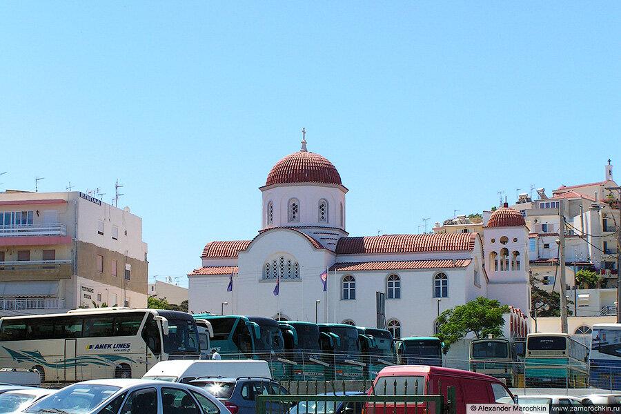 Святого Константина в Ретимно, Крит