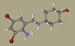 Ambroxol, Bisolvon metabolite VIII-CID_2132.png