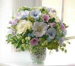 Букет летних цветов из claycraft by deco (ручная работа)