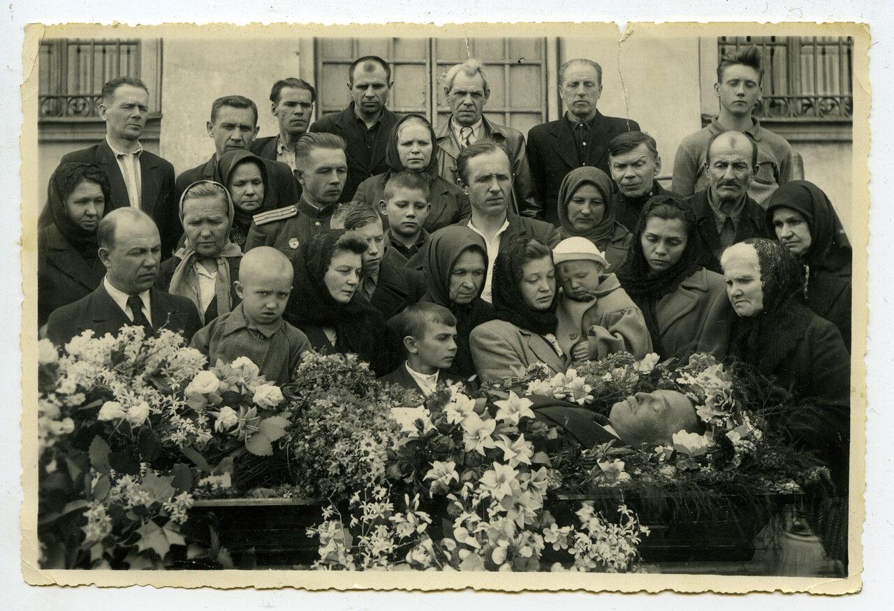 Похороны дяди Егора