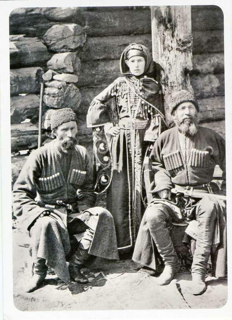 Карачаевцы Байчоровы. Аул Учкулан. ХIХ век.