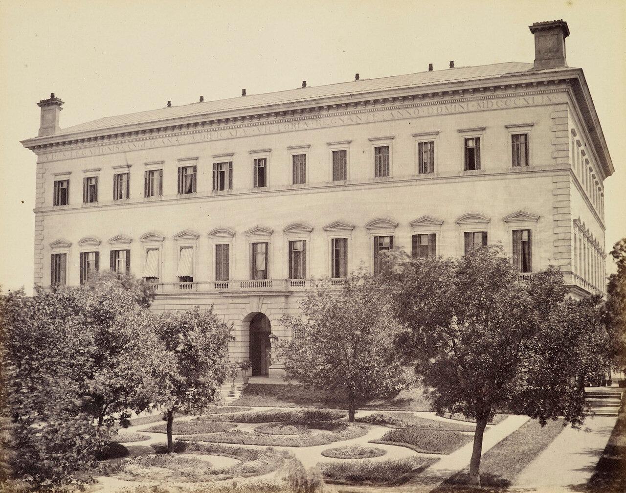 20 мая 1862. Посольство Великобритании, Константинополь