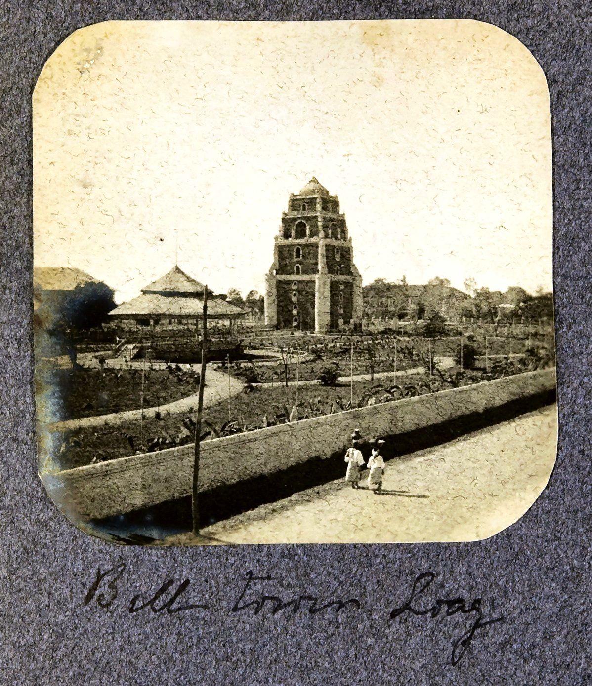 29. Колокольня в Лаоаге