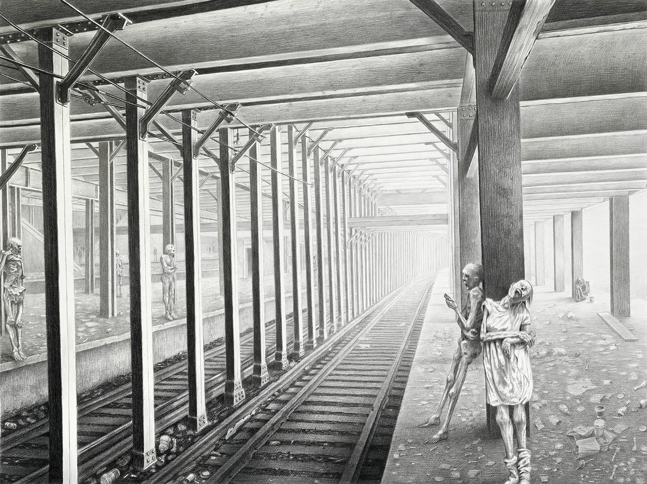 Конечная станция. 2010