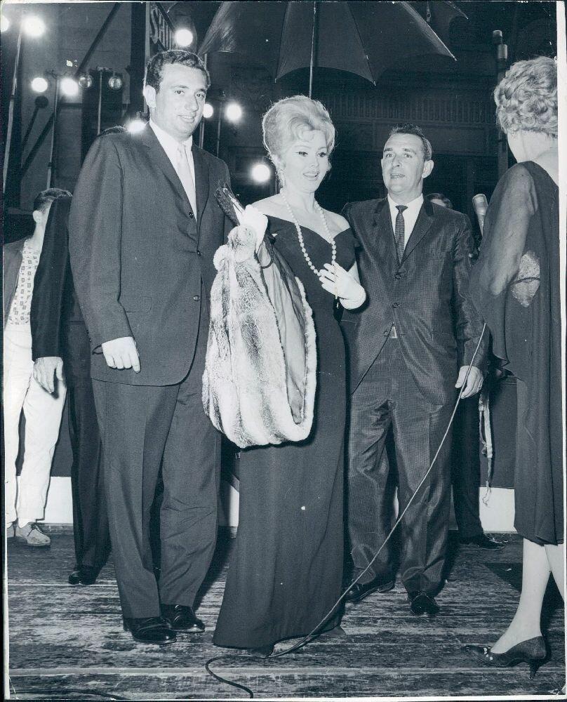 1962. Жа Жа Габор