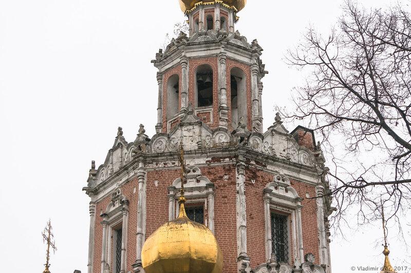 Храм Покрова Пресвятой Богородицы в Филях