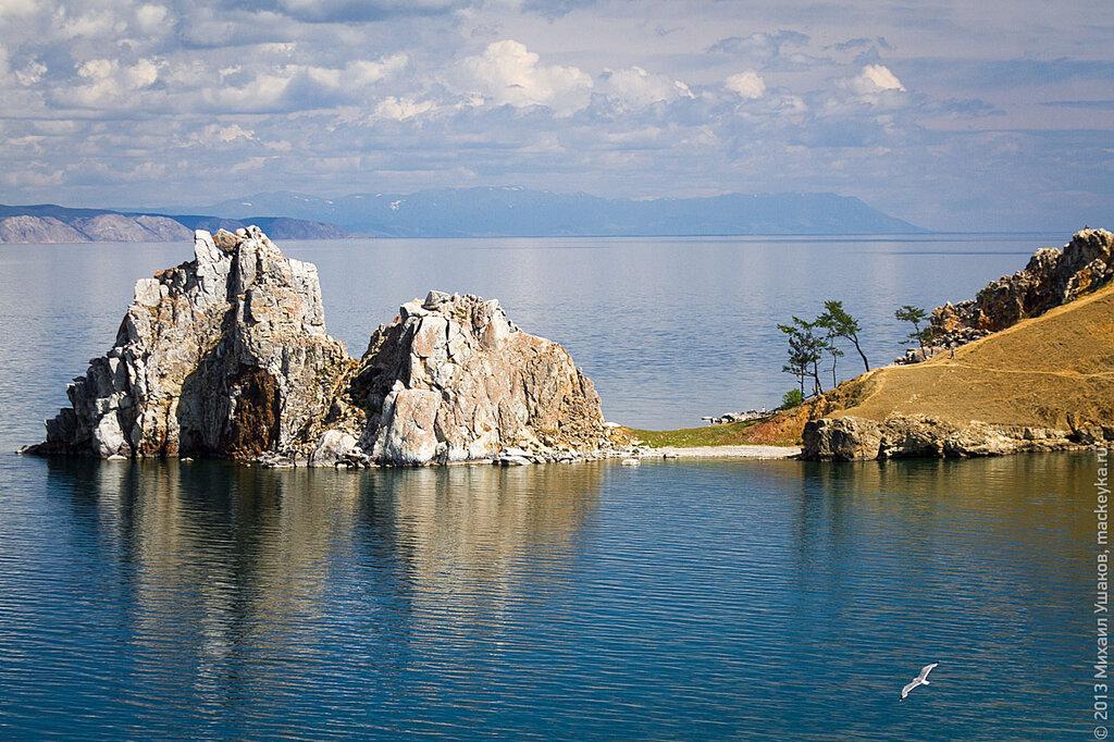 Байкал, Хужир