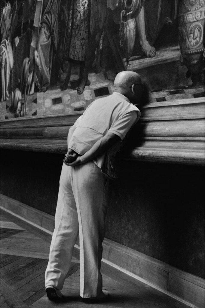 Alecio de Andrade, Les Noces de Caná, Musée du Louvre, París, 1993