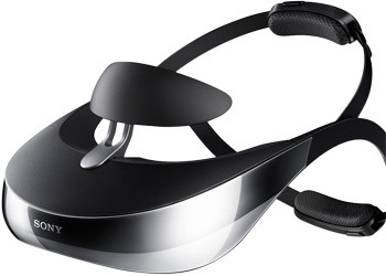Sony готовит игровой шлем виртуальной реальности?